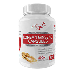NATUREAL KOREAN GINSENG EXTRACT