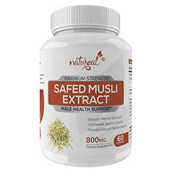 NATUREAL SAFED MUSLI EXTRACT