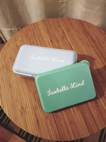 lunch box labels