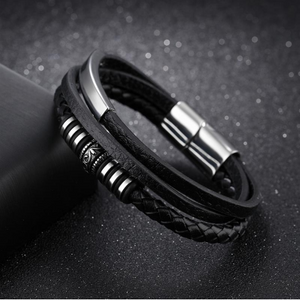 Leather Men's Bracelet #1