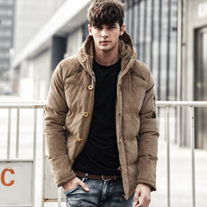 Winter Jacket Coat