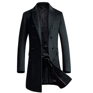 Luxury Business Coat