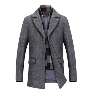 Winter Wool Coat