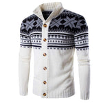 Warm Knitwear Cardigan
