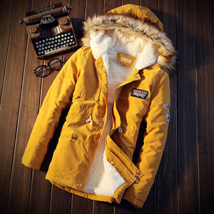 Winter Casual Coat