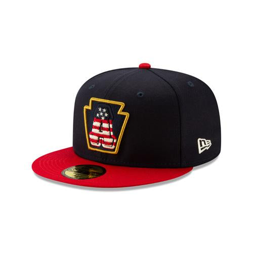 Altoona Curve New Era Stars and Stripes '19