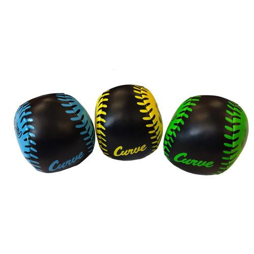 Altoona Curve 3 pack of Softee Balls