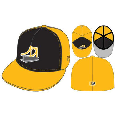 Altoona Curve Allegheny Yinzers New Era 59Fifty Cap