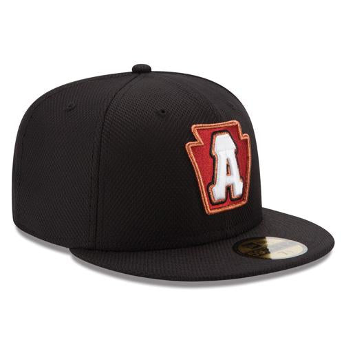Altoona Curve New Era Diamond Era BP Cap 2011-2017