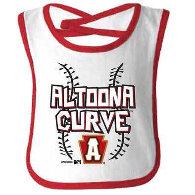 Altoona Curve Infant Bib