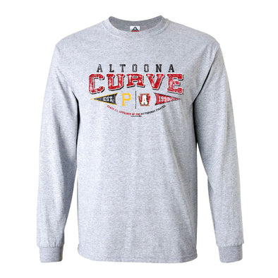 Altoona Curve Affiliate Tee Long Sleeve