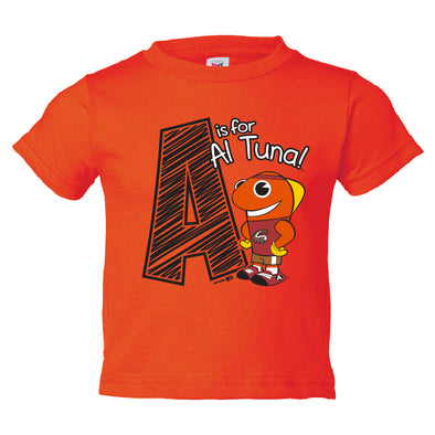 Altoona Curve Toddler Al Tuna Tee