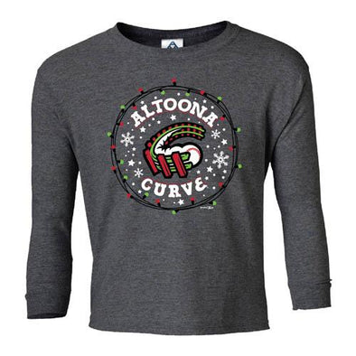 Altoona Curve Youth Holiday Long Sleeve