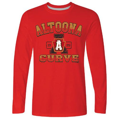 Altoona Curve Men's Long Sleeve Tee