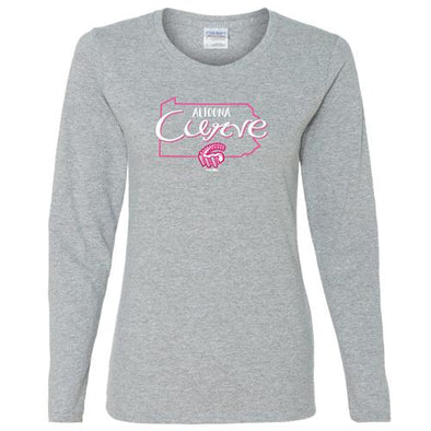 Altoona Curve Women's Long Sleeve Tee