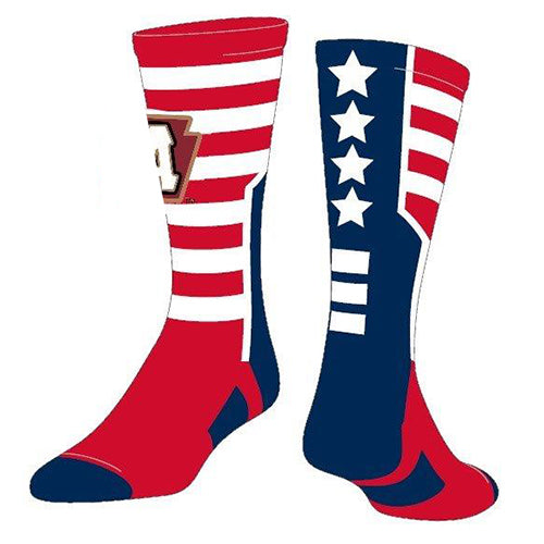 Altoona Curve USA Socks