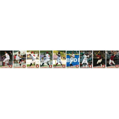 Altoona Curve 2019 Team Card Set - Expansion