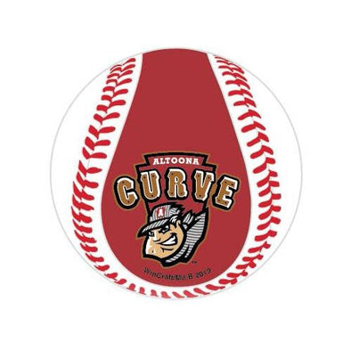 Altoona Curve Lapel Pin - Curve Baseball