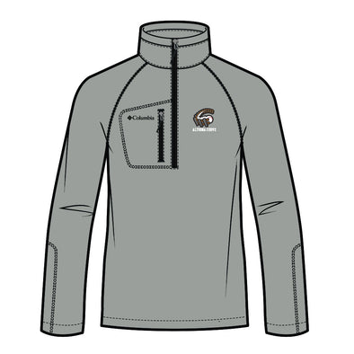 Altoona Curve Fast Trek III Half Zip Fleece