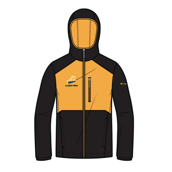 Allegheny Yinzers Flash Forward Windbreaker