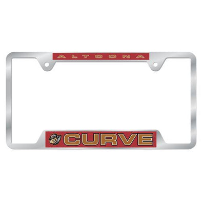 Altoona Curve License Plate Frame