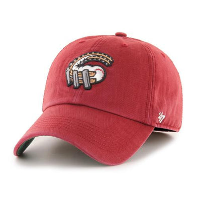 Altoona Curve Franchise Cap - Red