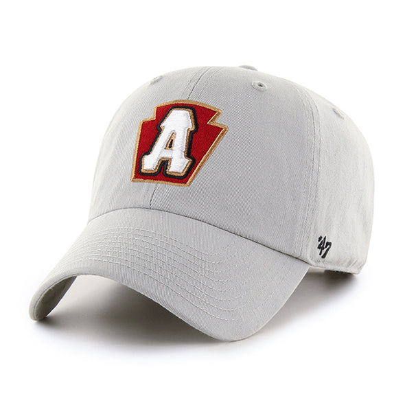 Altoona Curve Gray Clean Up