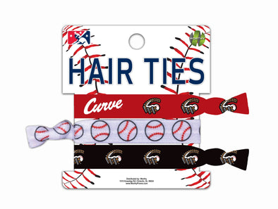 Altoona Curve 3pk Hair Ties