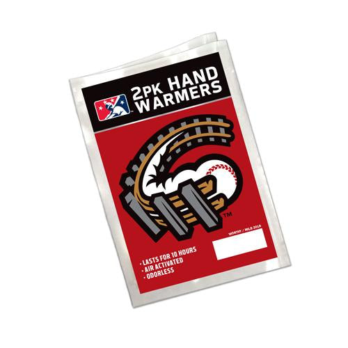 Altoona Curve 2 pack - Hand Warmers