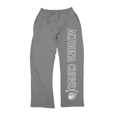 Altoona Curve Open Botton Sweatpants