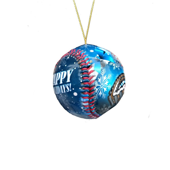 Altoona Curve Baseball Ornament