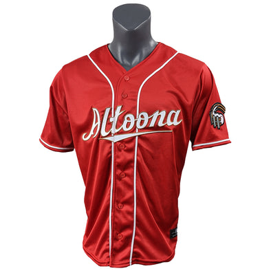 Altoona Curve Replica Jersey - Alternate