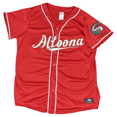 Altoona Curve Women's Replica Jersey - Alternate