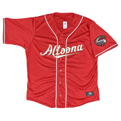 Altoona Curve Youth Replica Jersey - Alternate