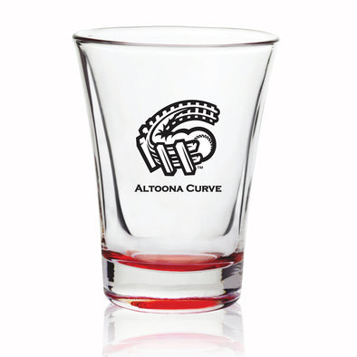 Altoona Curve Shot Glass