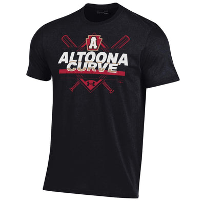 Altoona Curve Men's Under Armour Performance Cotton Tee