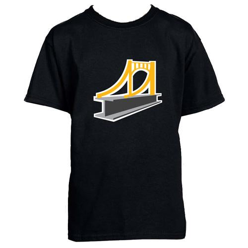 Altoona Curve Allegheny Yinzers Youth Bridge Shirt