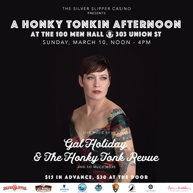 x - A Honky Tonkin Afternoon at 100 Men Hall