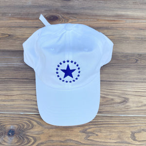Hospitality Flag Dad Hat