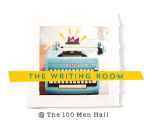 The Writing Room at the 100 Men Hall