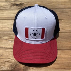 Hospitality Flag Trucker Hat