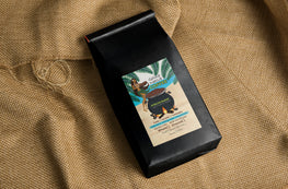 African Espresso Blend - Going Native Coffee Club