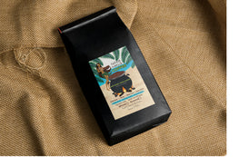 Amp'd Blend - Coffee Beans with Extra Caffeine Naturally