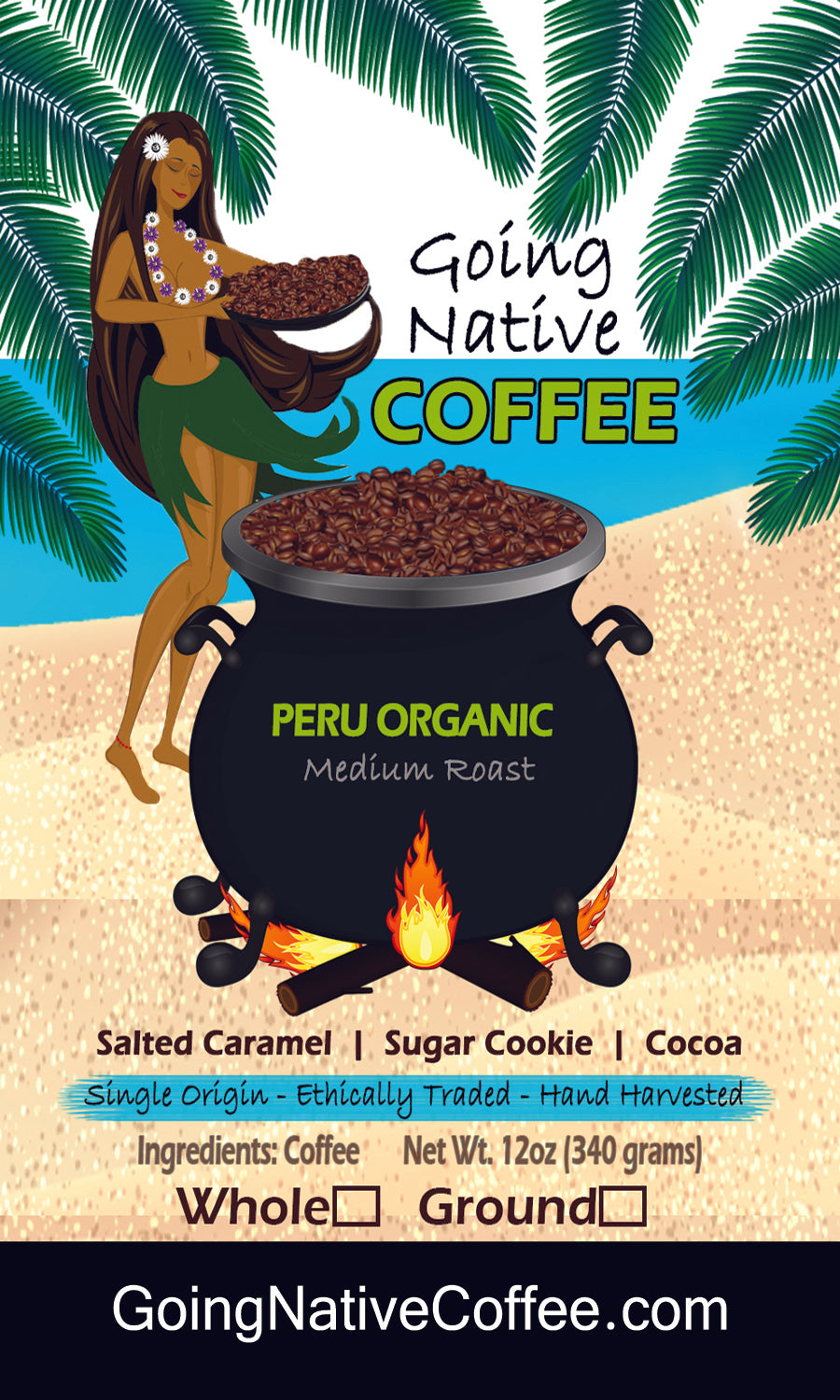 Peru Fair Trade Organic Subscription
