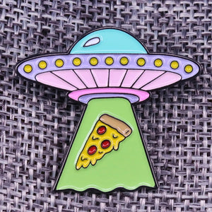 Pizza Abduction 2