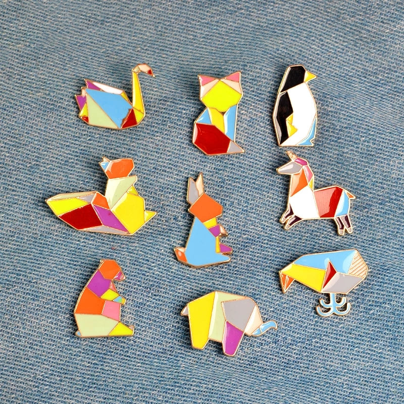 Origami animals (Full Set)