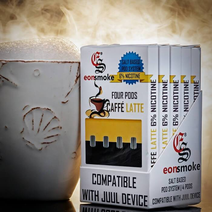 EONSMOKE PODS Caffe Latte (4-PACK) 60MG