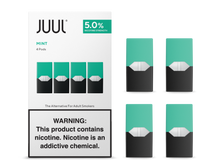 Load image into Gallery viewer, JUUL MINT PODS (4-PACK)