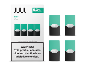 JUUL MINT PODS (4-PACK)