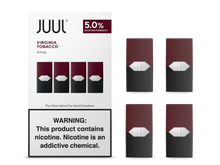Load image into Gallery viewer, JUUL VIRGINIA TOBACCO PODS (4-PACK)